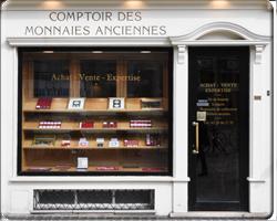 comptoir numismatique de Lille