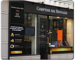Comptoir numismatique de Reims