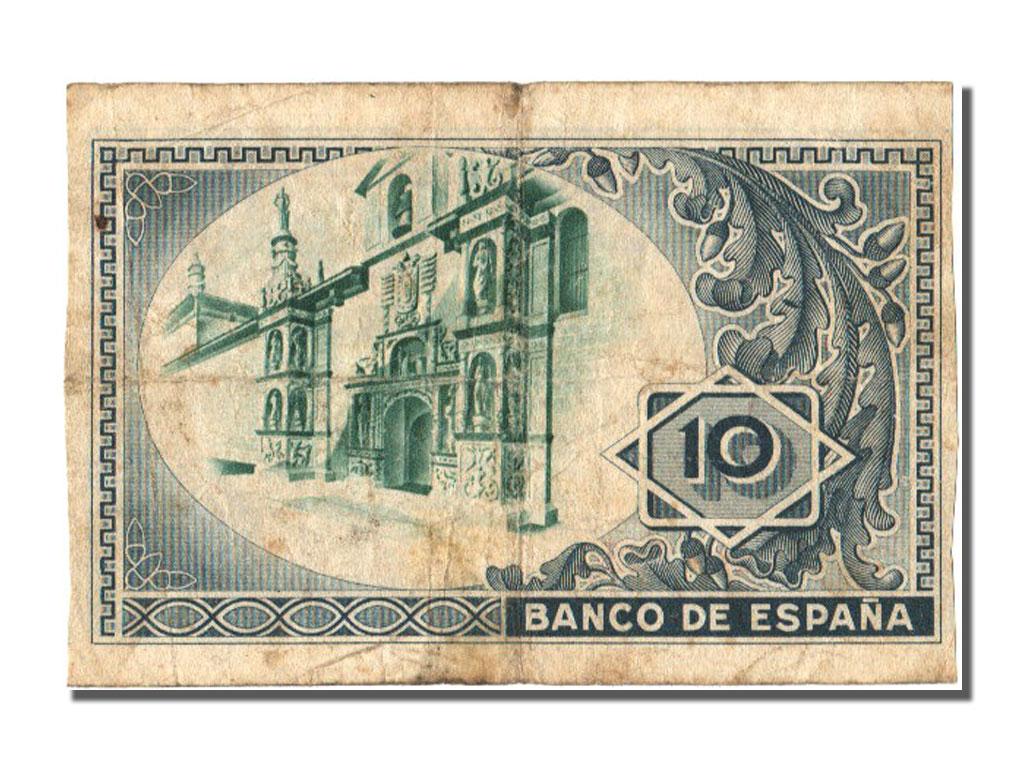 101836 espagne 10 pesetas type banco de espana bilbao tb 10 pesetas de 16 50 euros - Comptoir des cotonniers bilbao ...