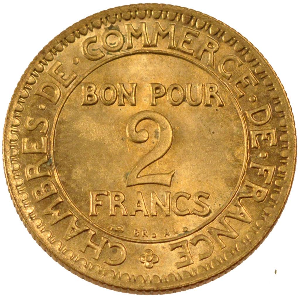 12506 iii me r publique 2 francs chambre de commerce for Chambre de commerce des bois francs