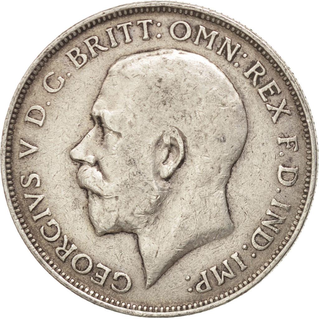13773 grande bretagne georges v florin 1919 km 817 - Chambre de commerce francaise de grande bretagne ...