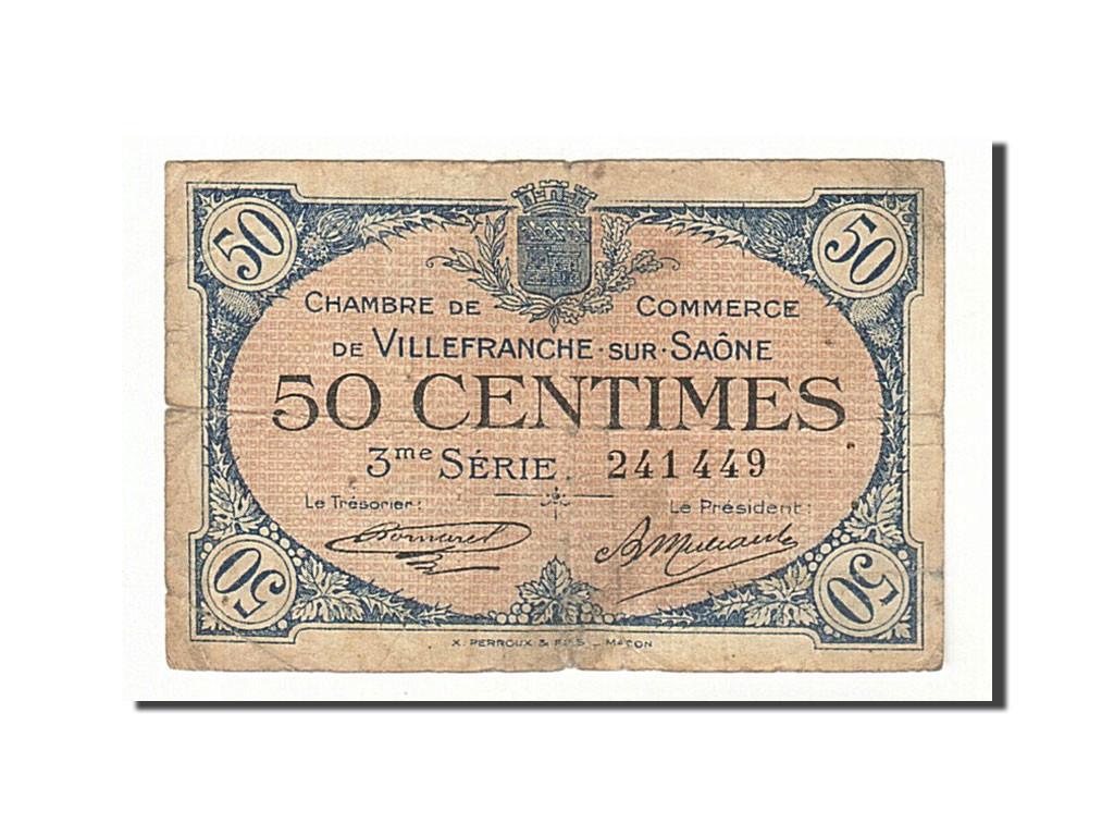 161308 france villefranche sur sa ne 50 centimes 1920 tb pirot 129 11 tb 50 centimes - Chambre de commerce de villefranche ...