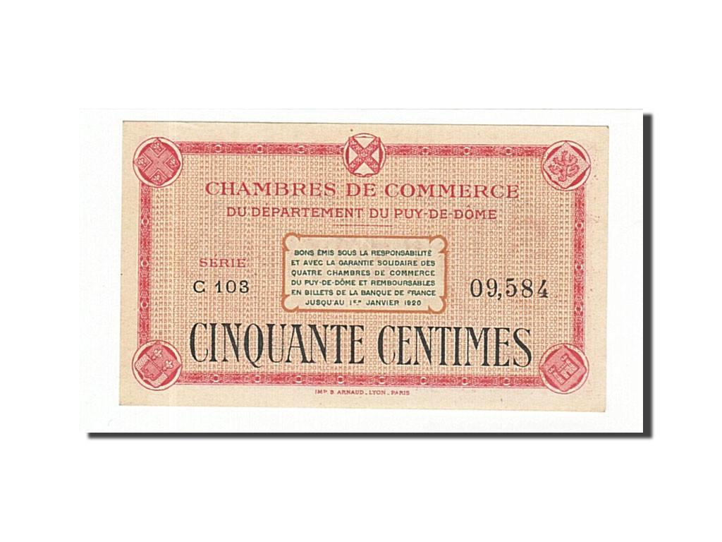 161740 france clermont ferrand 50 centimes neuf pirot - Chambre de commerce de clermont ferrand ...