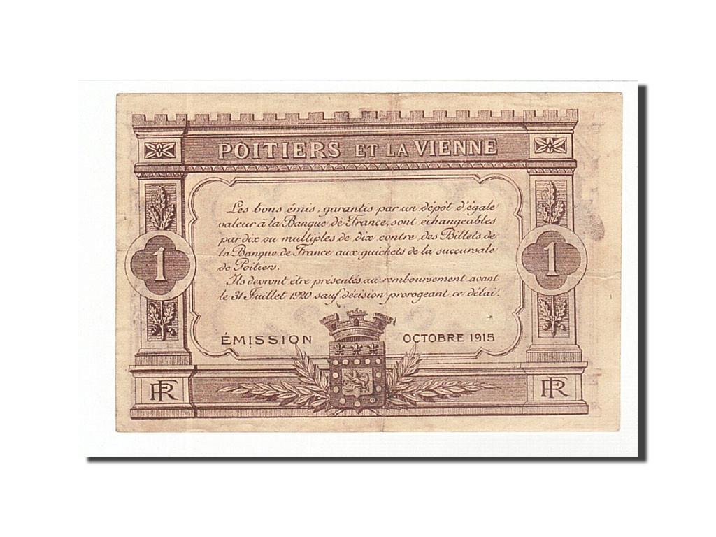 161780 france poitiers 1 franc 1915 ttb pirot 101 3 ttb 1 franc de 5 15 euros - Chambre de commerce de poitiers ...