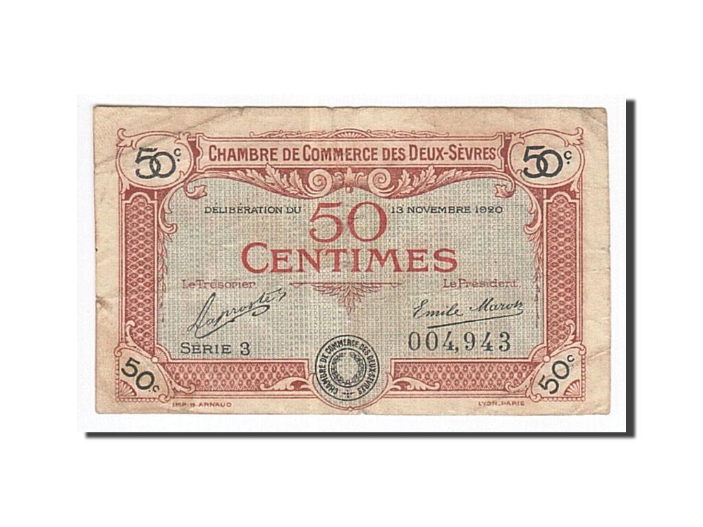 161927 france niort 50 centimes 1920 ttb pirot 93 10 ttb 50 centimes de 5 15 euros - Chambre de commerce niort ...