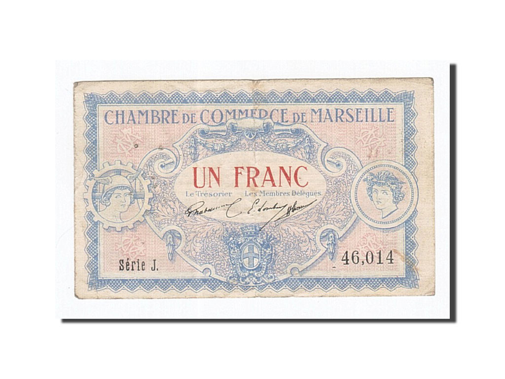161932 france marseille 1 franc 1917 ttb pirot 79 64 ttb 1 franc de 5 15 euros 1917. Black Bedroom Furniture Sets. Home Design Ideas