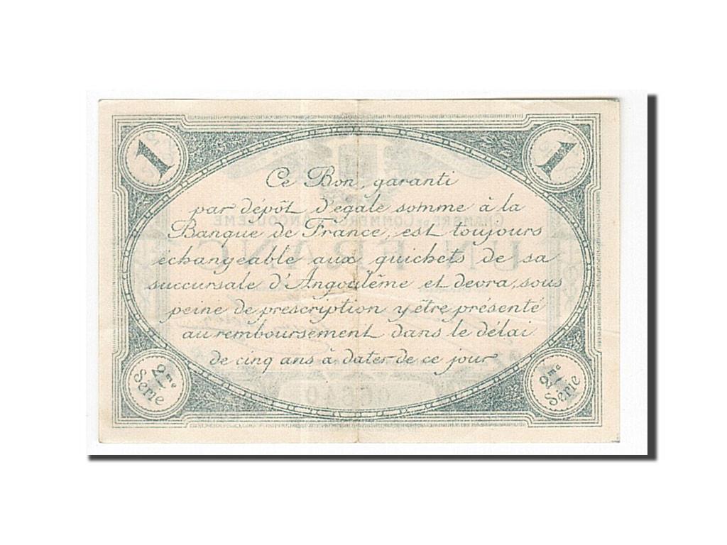 161938 france angoul me 1 franc 1915 ttb pirot 9 11 for Chambre de commerce angouleme