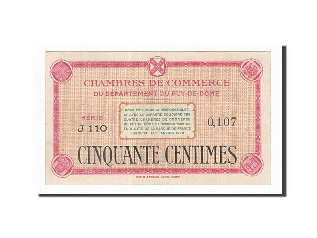 161944 france clermont ferrand 50 centimes sup pirot - Chambre de commerce de clermont ferrand ...