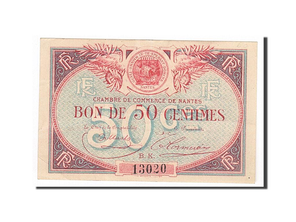 162173 france nantes 50 centimes sup pirot 88 22 sup 50 centimes de 5 15 euros non. Black Bedroom Furniture Sets. Home Design Ideas