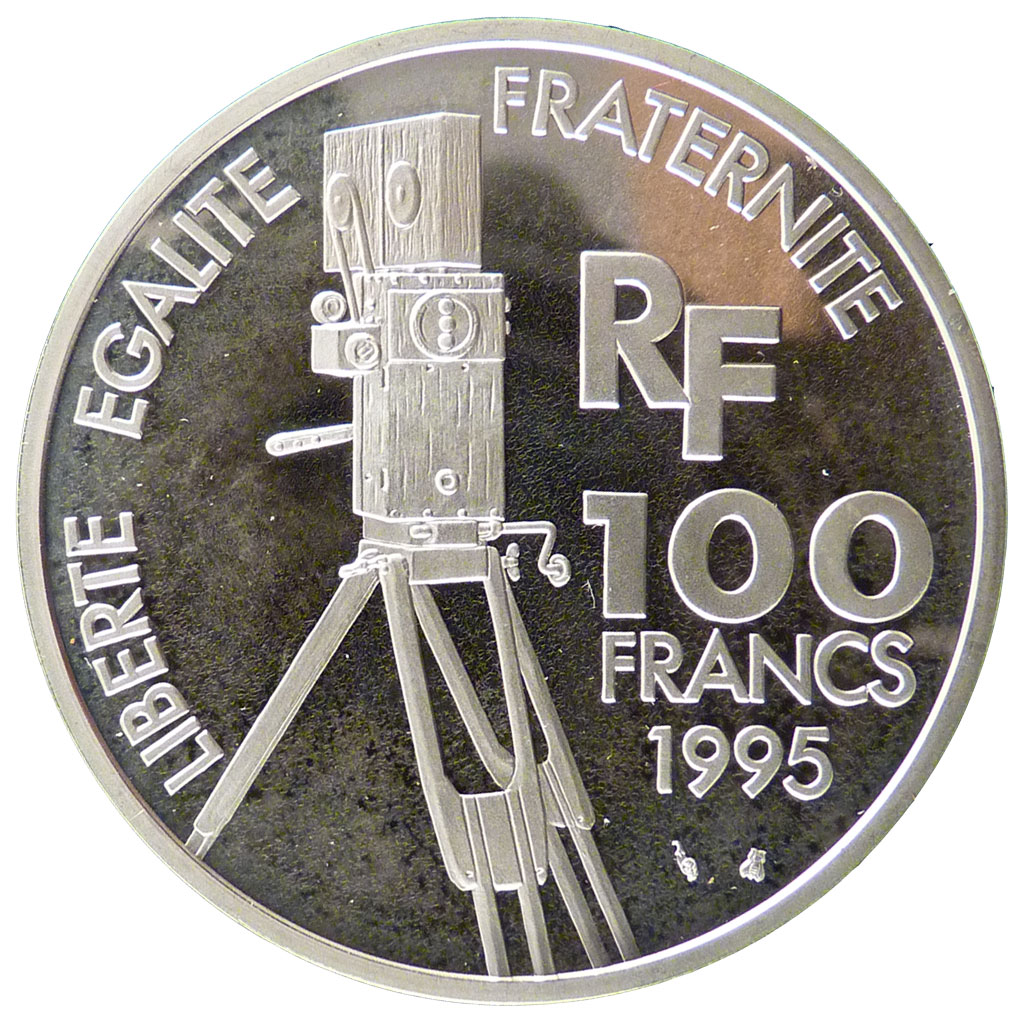 20264 v me r publique 100 francs l on gaumont fdc 100 francs de 51 150 euros argent. Black Bedroom Furniture Sets. Home Design Ideas