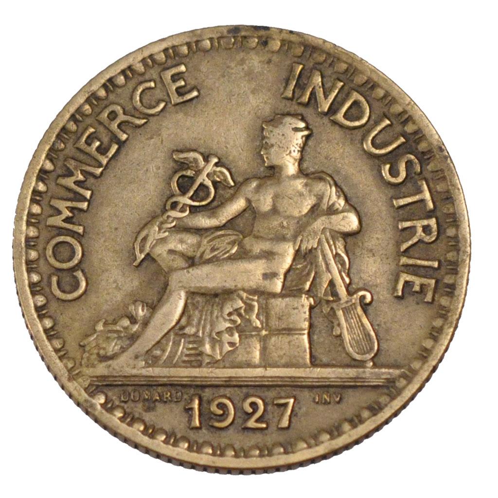 Monnaies modernes (1900 1958) 2 francs gadoury 533 comptoir des ...
