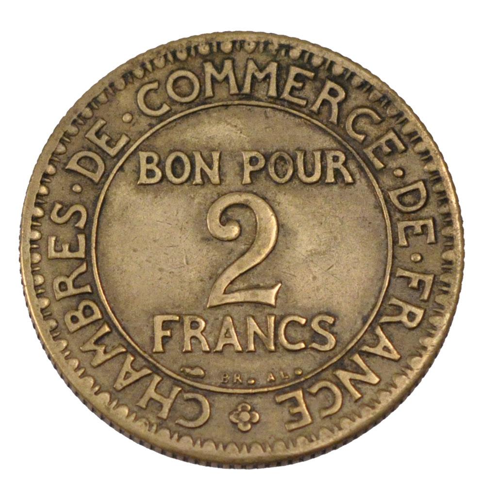 24431 iii me r publique 2 francs chambre de commerce for Chambre de commerce des bois francs