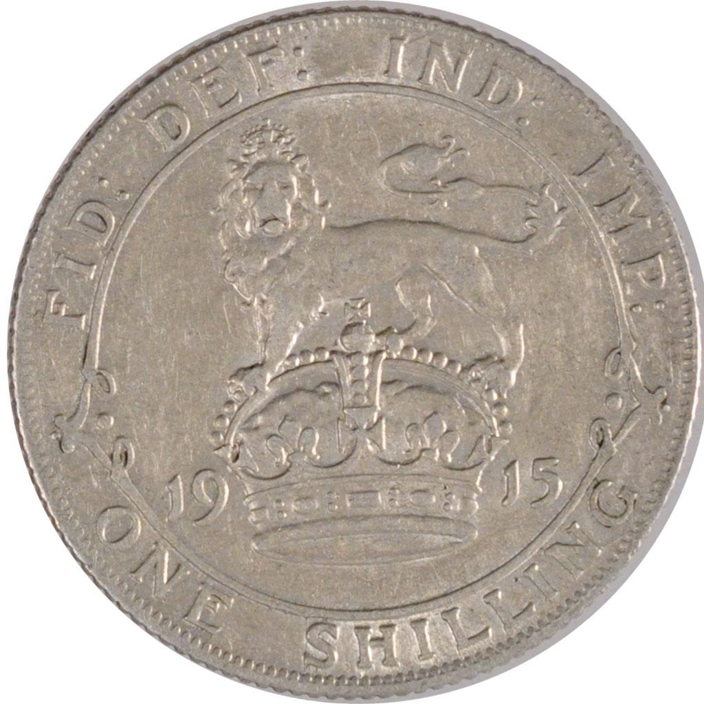 250775 grande bretagne george v 1 schilling ttb 1 for Chambre de commerce francaise en grande bretagne