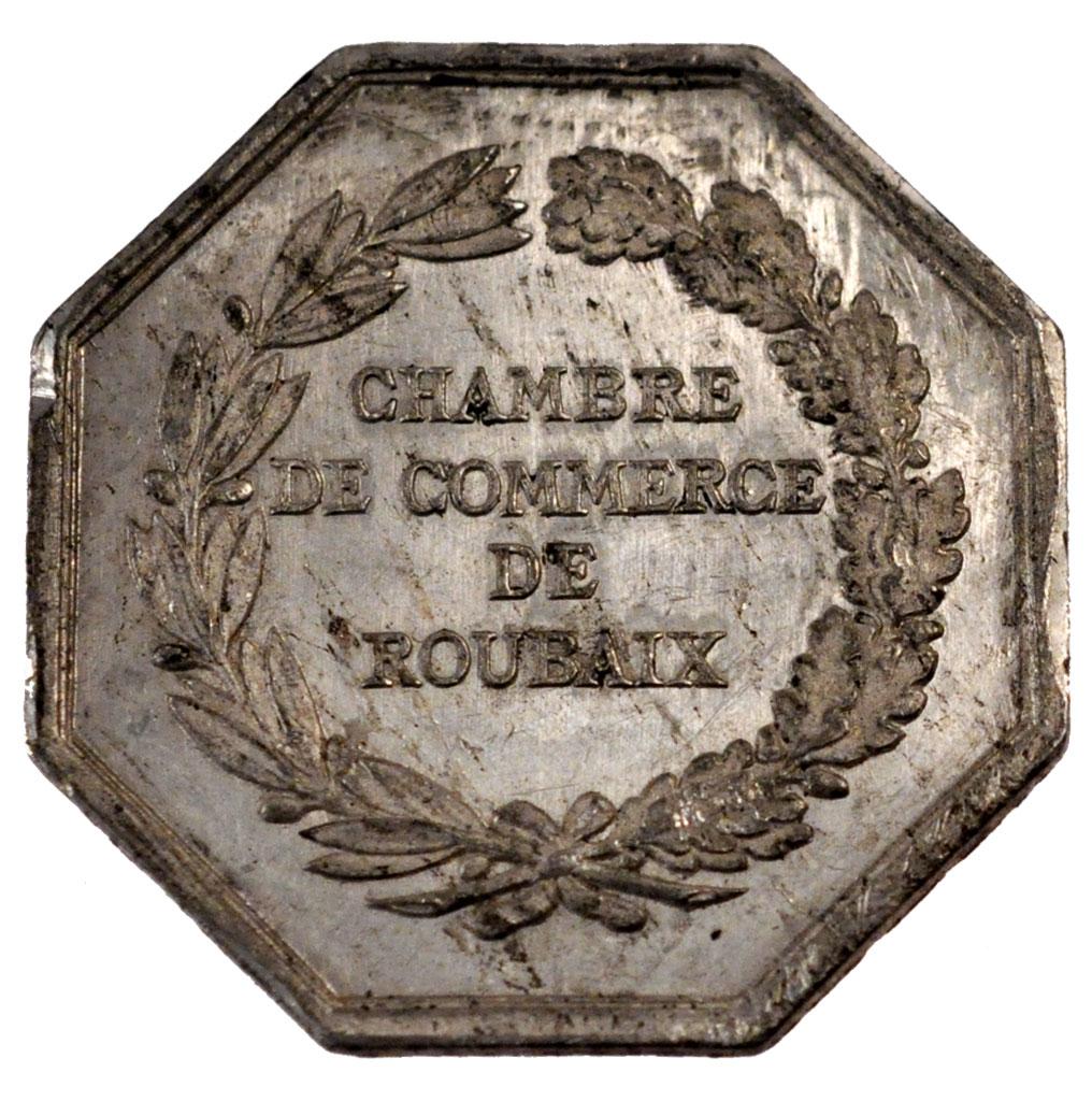 25766 chambre de commerce de roubaix jeton sup jeton de 16 50 euros etain comptoir - Chambre de commerce normandie ...