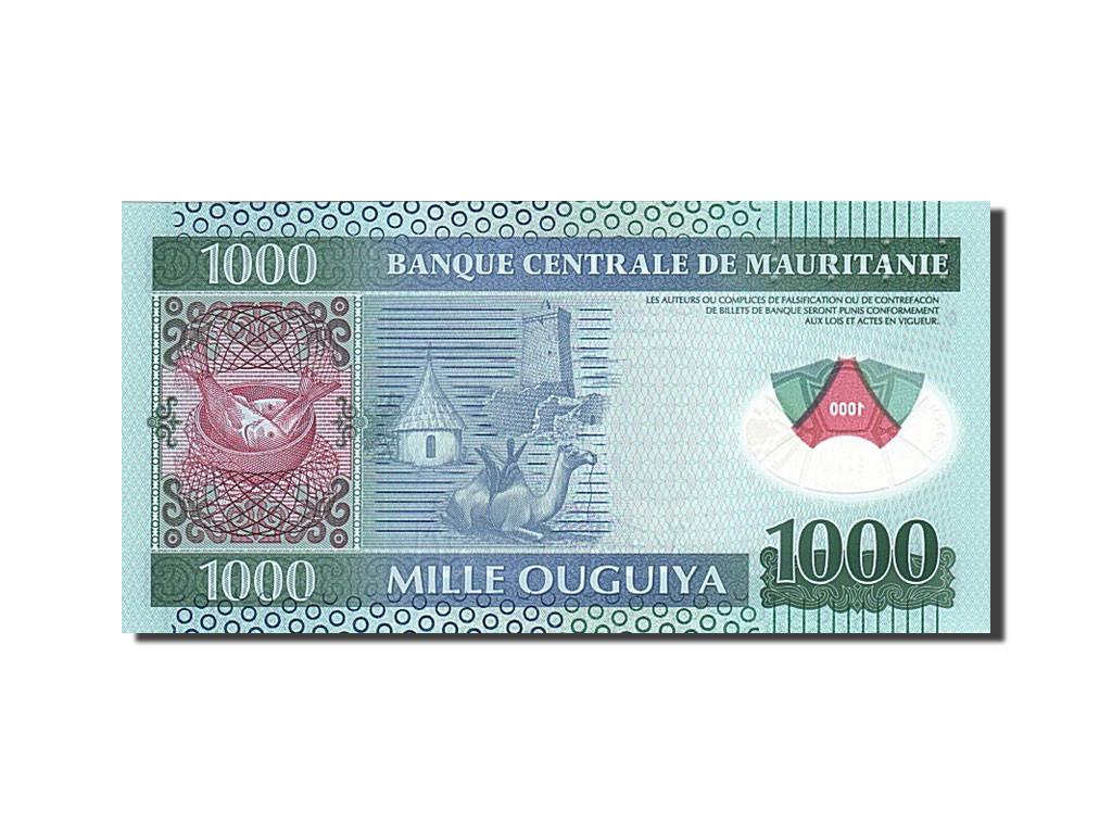 263250 mauritanie 1000 ouguiya 2014 2014 11 28 neuf for Chambre de commerce mauritanie
