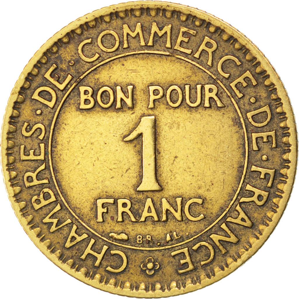 27376 iii me r publique 1 franc chambre de commerce 1926 for Bon pour 1 franc chambre de commerce
