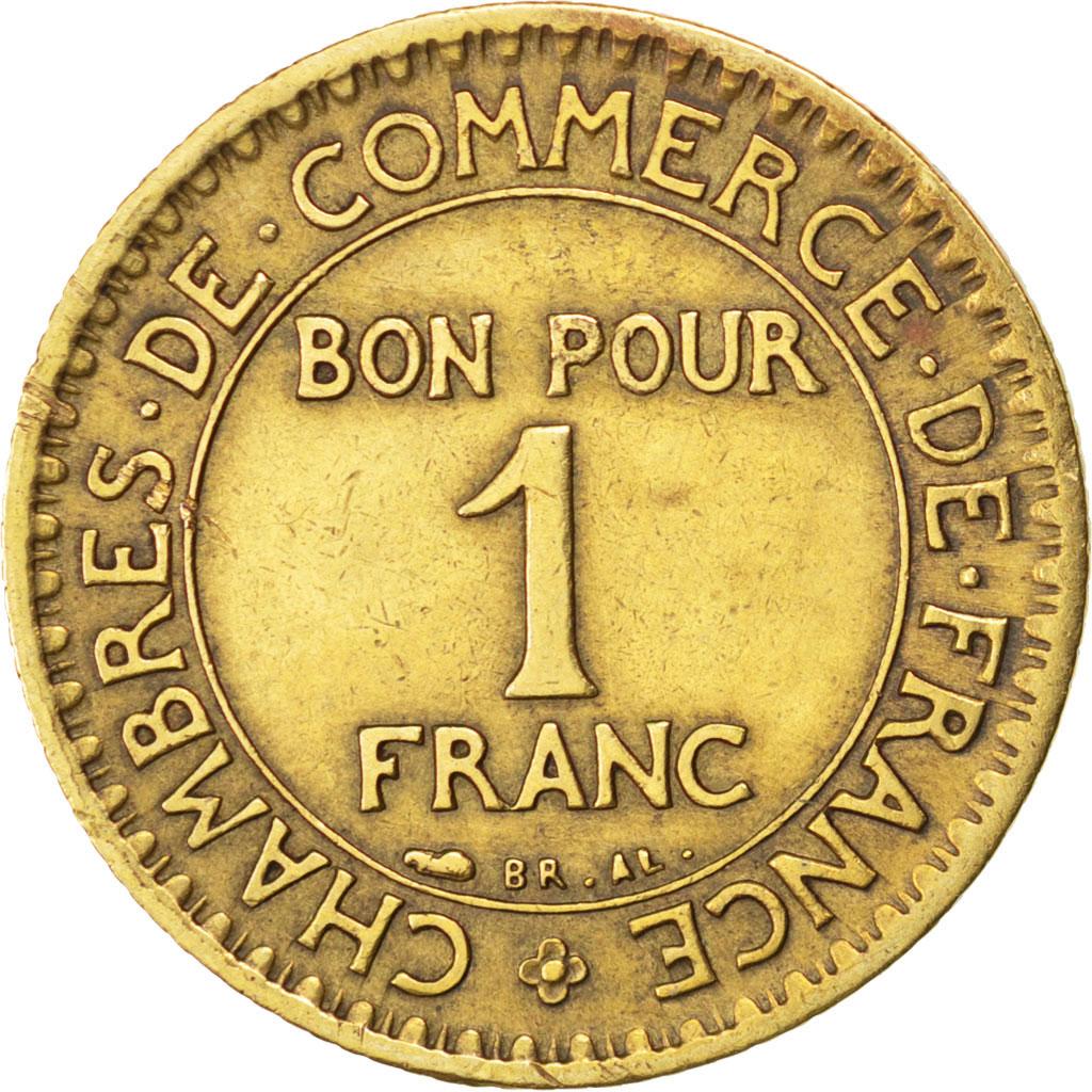 27377 iii me r publique 1 franc chambre de commerce 1927 for Bon pour 1 franc chambre de commerce