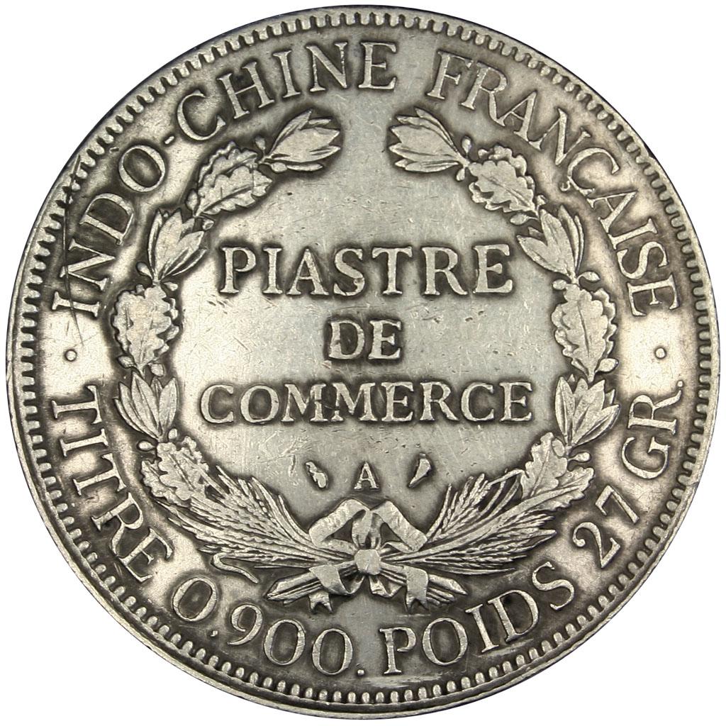30584 indochine 1 piastre 1924 a ttb 1 piastre de for Chambre de commerce france chine
