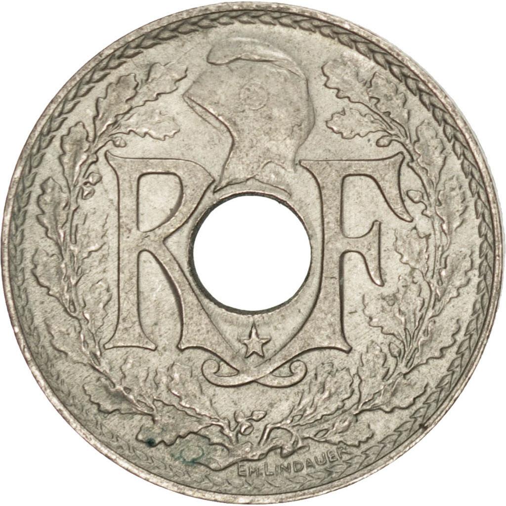 34611 iii me r publique 5 centimes lindauer 1938 toile gadoury 171 su - Sol en piece de monnaie ...