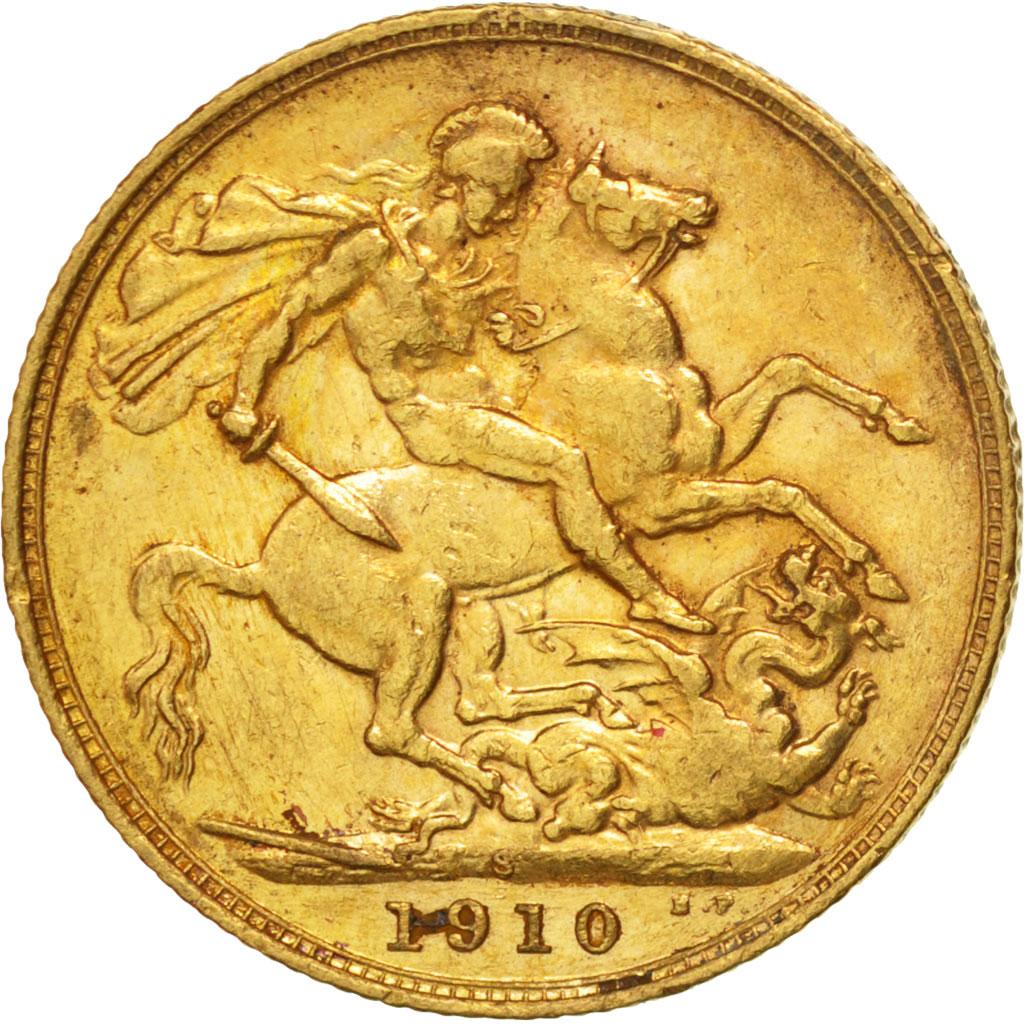 35710 grande bretagne douard vii souverain 1910 km - Chambre de commerce francaise de grande bretagne ...