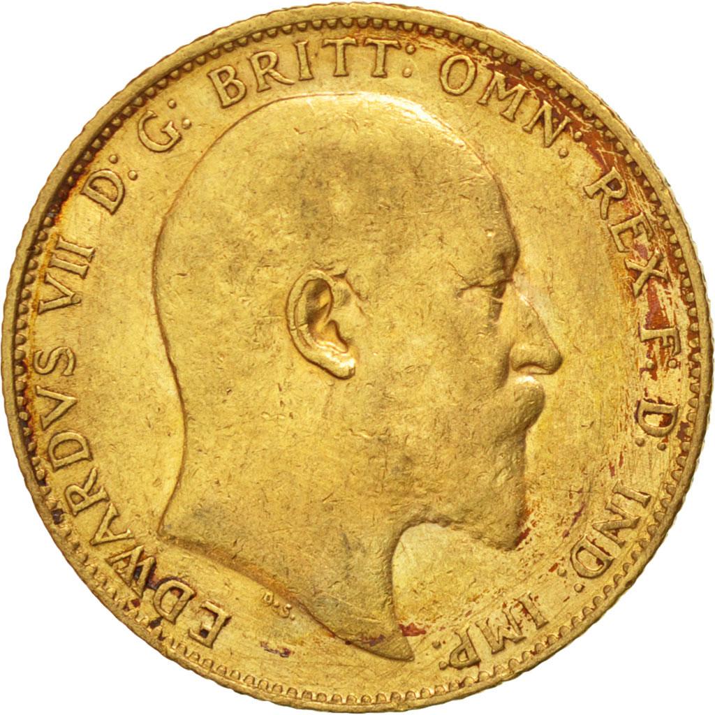 35711 grande bretagne douard vii souverain 1907 km - Chambre de commerce francaise de grande bretagne ...