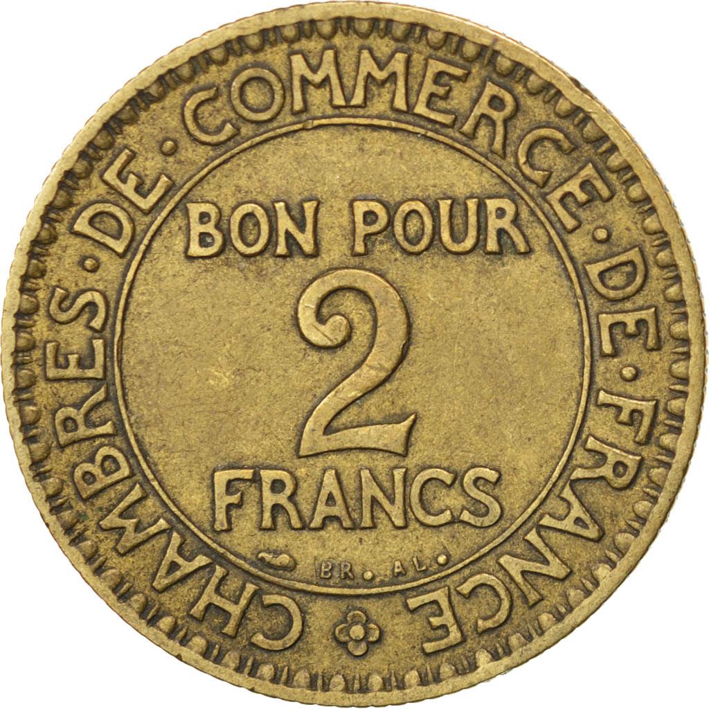 37122 iii me r publique 2 francs chambre de commerce for Chambre de commerce des bois francs