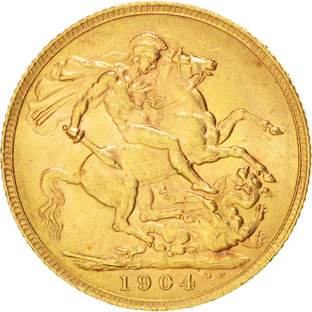 38301 grande bretagne douard vii souverain 1904 km - Chambre de commerce francaise de grande bretagne ...