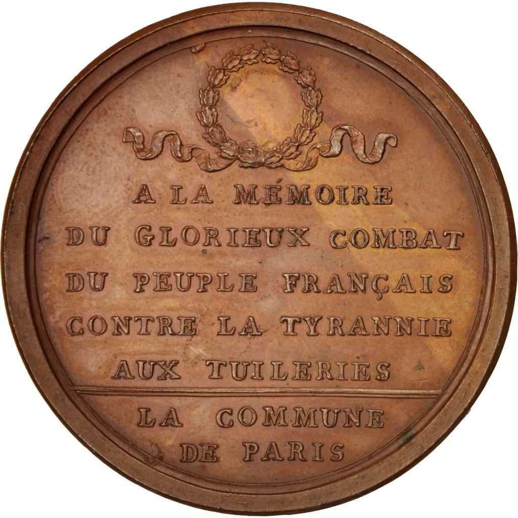 400116 journ e du 10 ao t 1792 prise des tuileries - Comptoir des tuileries cours de l or ...