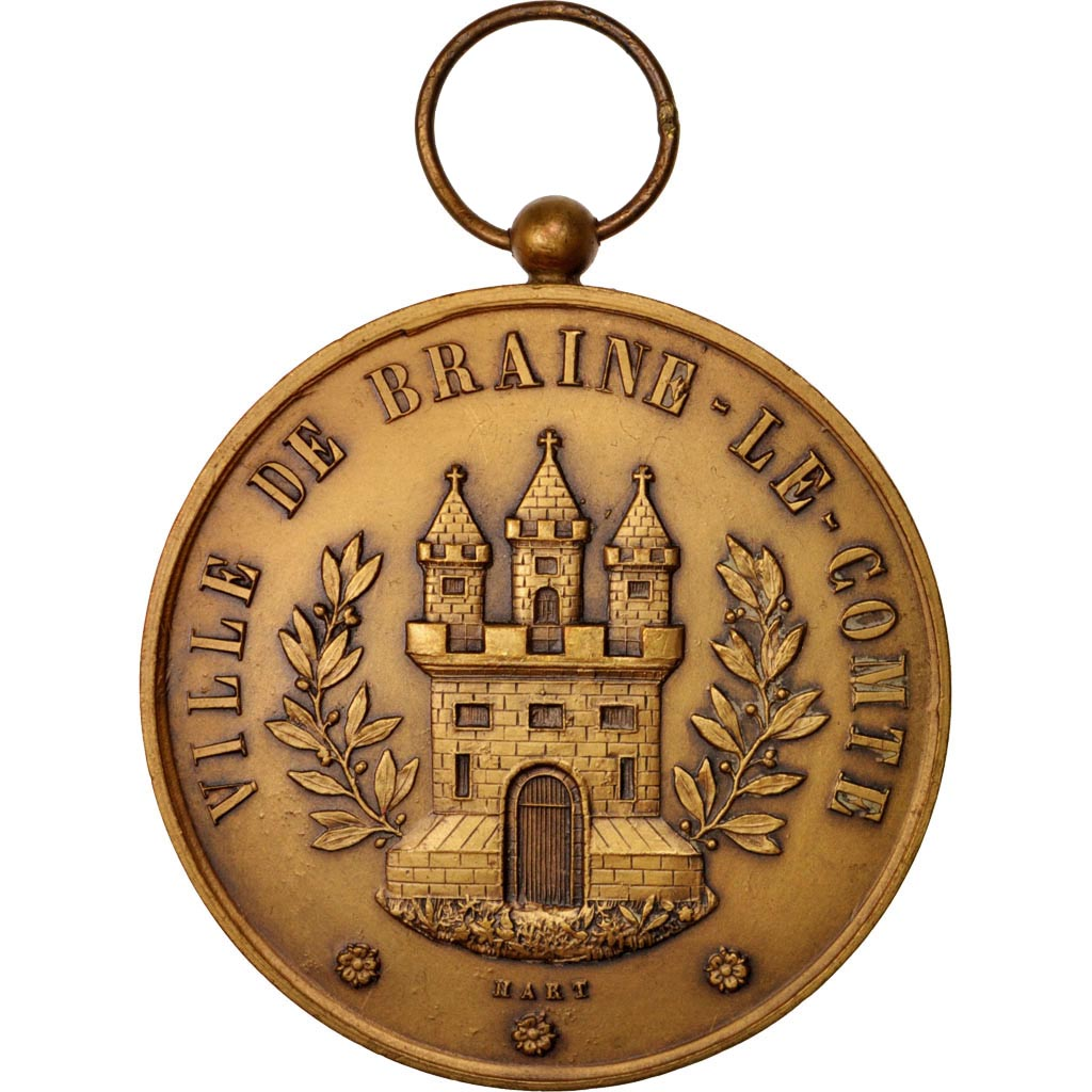 407556 france medal ville de braine le comte politics for Braine le comte piscine