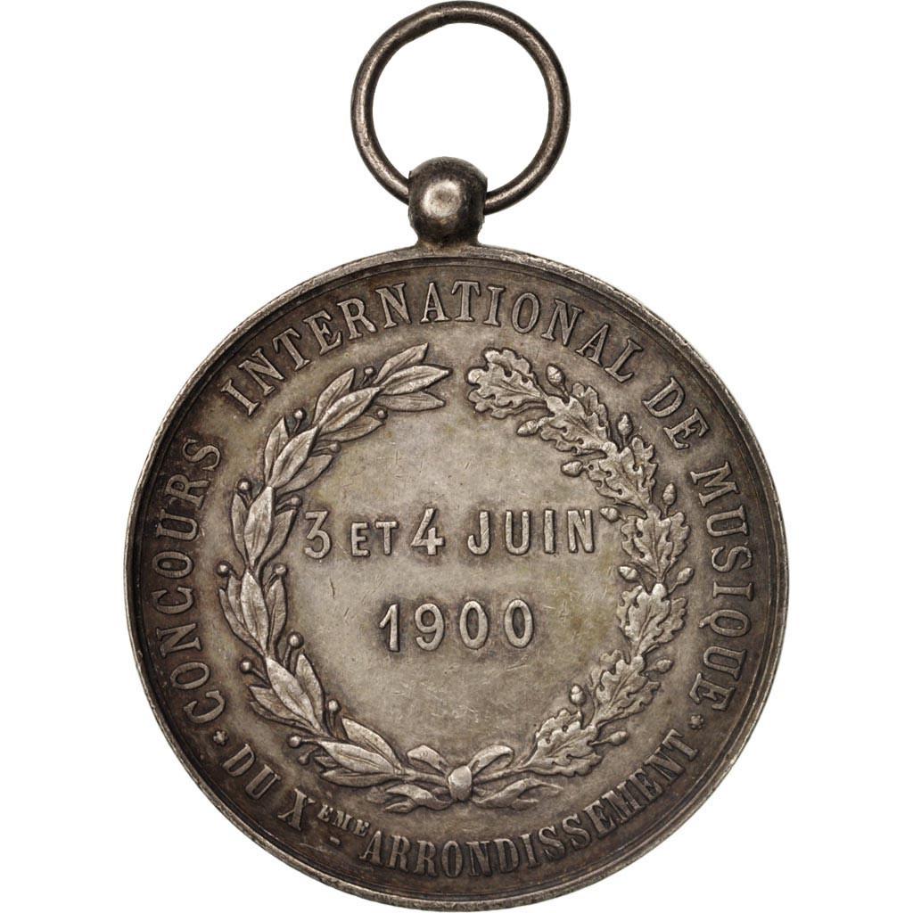 408174 france medal ville de paris concours - Concours international de musique de chambre de lyon ...