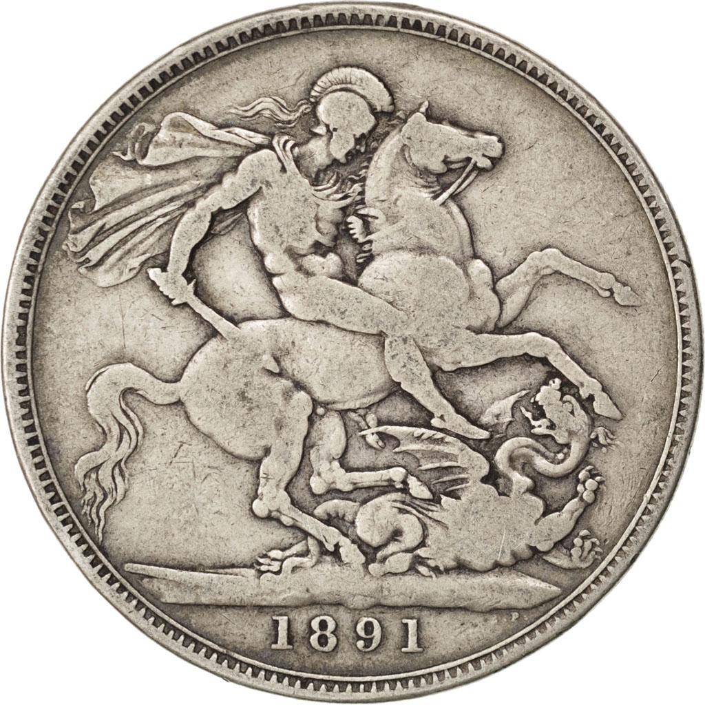 41022 grande bretagne victoria couronne 1891 km 765 - Chambre de commerce francaise de grande bretagne ...