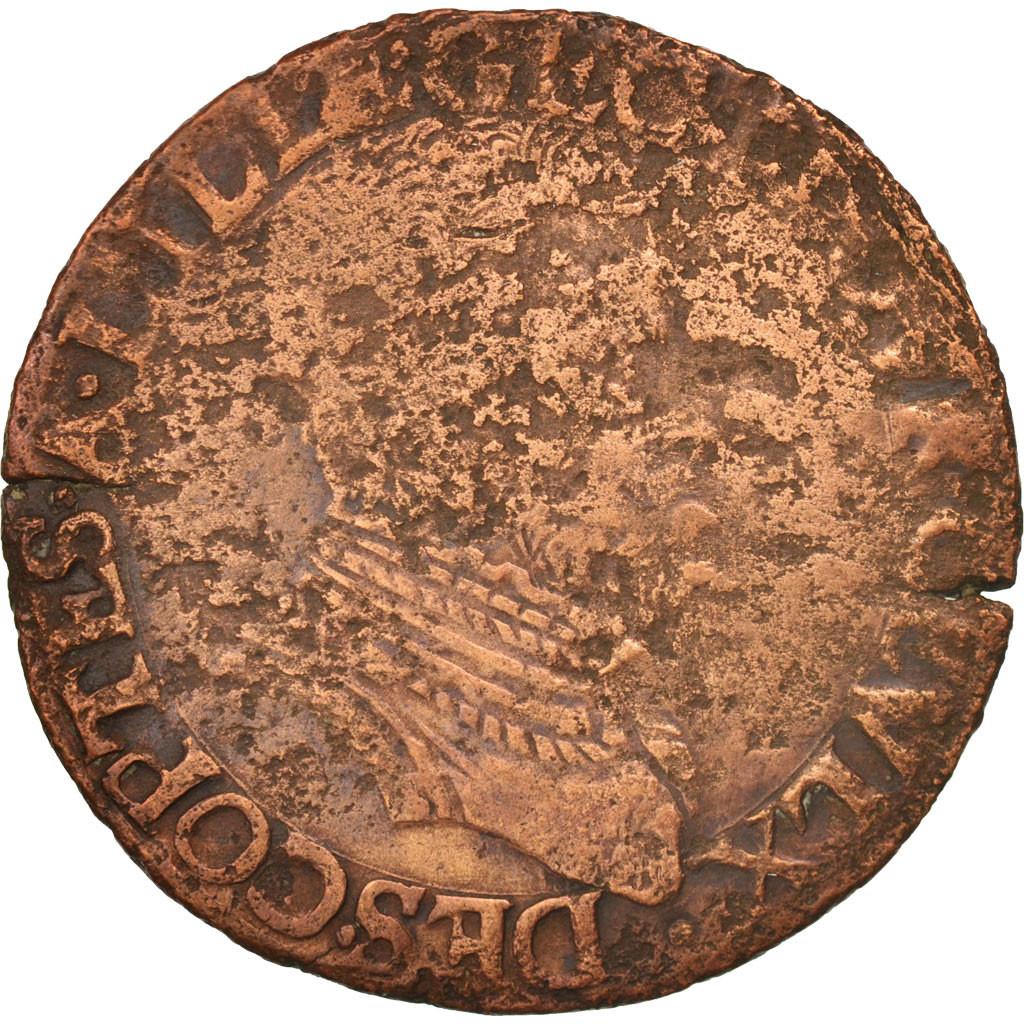 411356 france token royal flandre espagnole philippe - Chambre de commerce espagnole en france ...