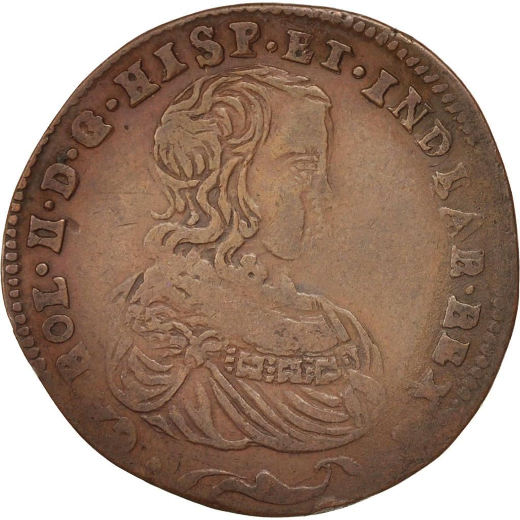 412038 belgique token spanish netherlands charles ii bruxelles bureau des finances ttb. Black Bedroom Furniture Sets. Home Design Ideas