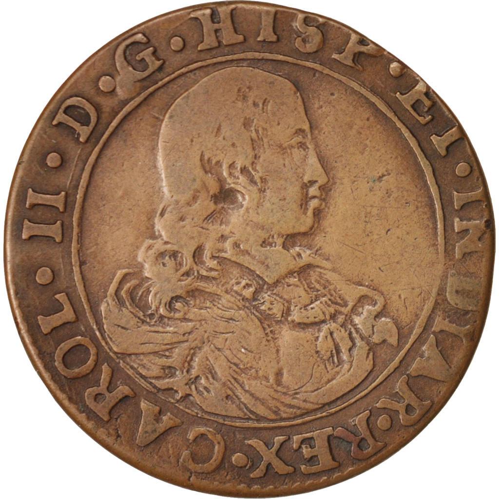 413535 pays bas espagnols token belgium charles ii anvers bureau des finances tb token. Black Bedroom Furniture Sets. Home Design Ideas