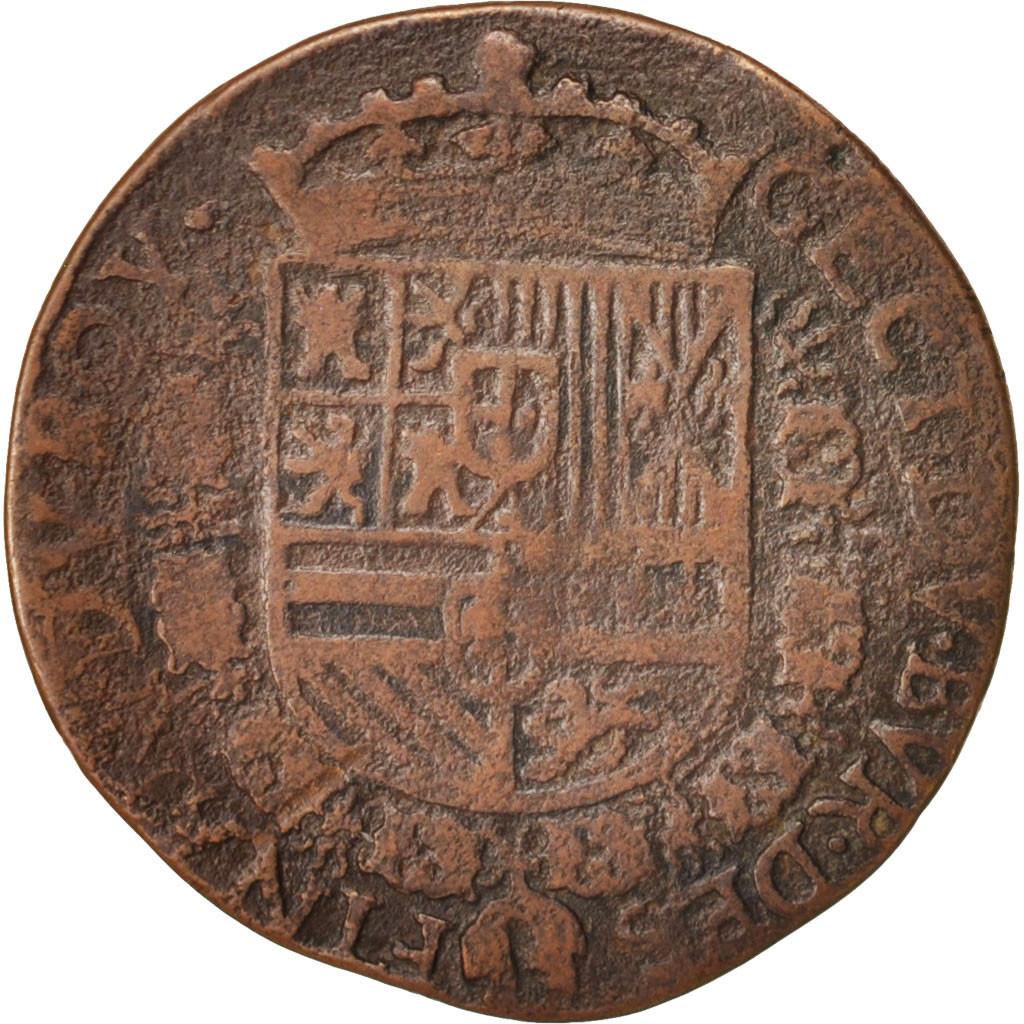 413544 belgique token philippe ii bureau des finances 1589 tb cuivre 27 tb token. Black Bedroom Furniture Sets. Home Design Ideas