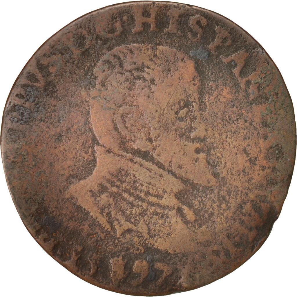 413546 belgique token philippe ii bureau des finances 1597 b cuivre 28 b token de. Black Bedroom Furniture Sets. Home Design Ideas