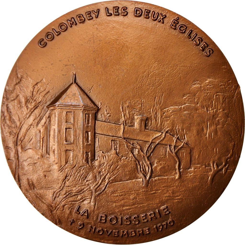 414000 france medal charles de gaulle colombey les - Le comptoir de martine colombey les deux eglises ...