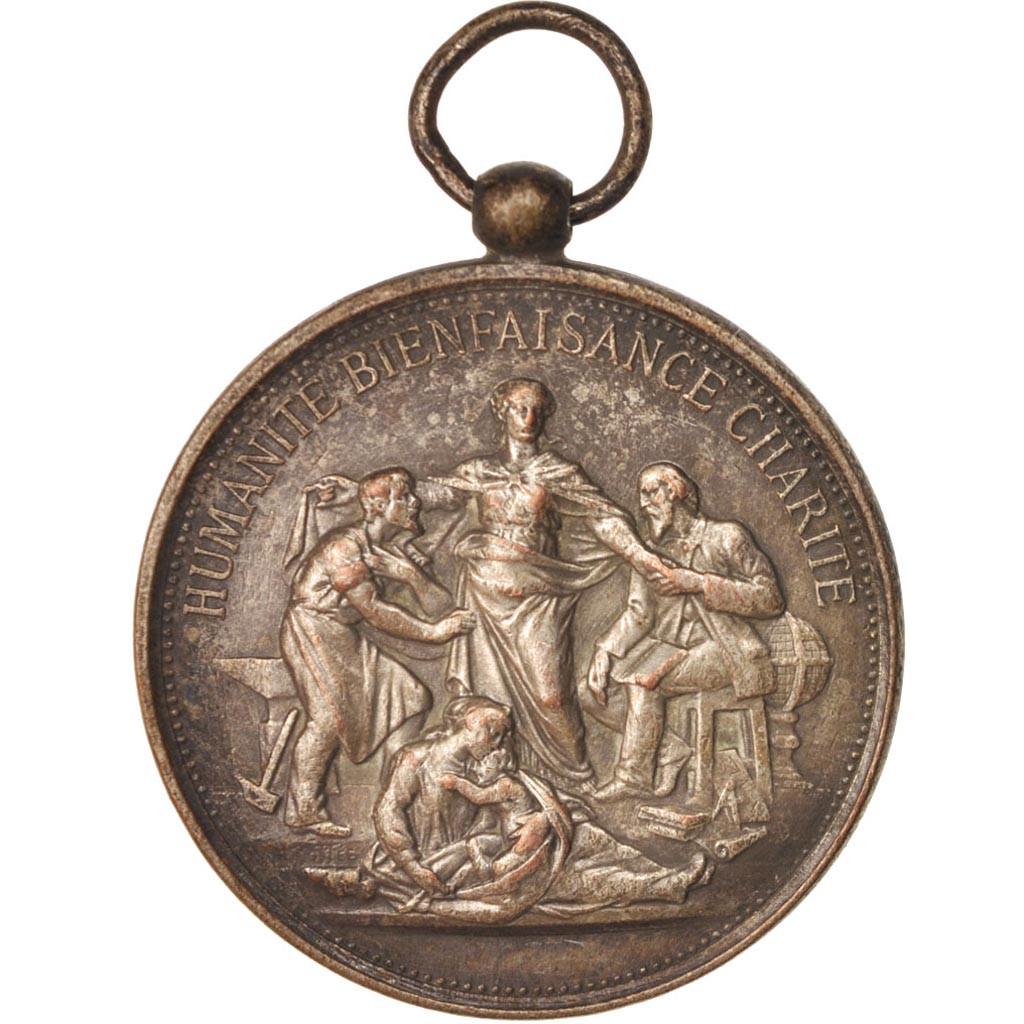 414790 france medal comit des f tes de paris kermesse for Chambre de commerce italienne en france