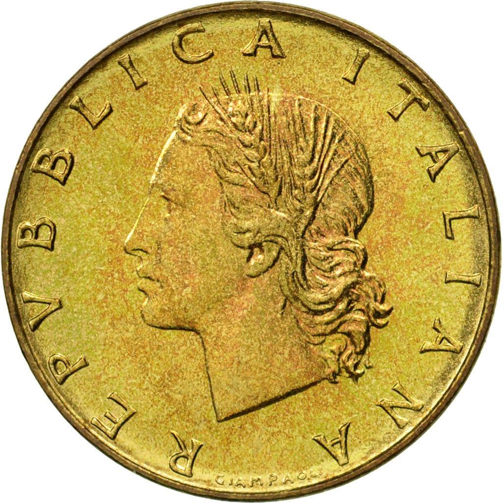 #434799 Monnaie, Italie, 20 Lire, 1974, Rome, SUP+ ...