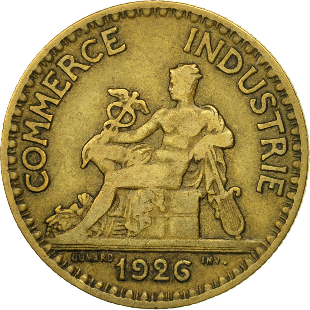 451538 france chambre de commerce 2 francs 1926 paris for Chambre de commerce de france bon pour 2 francs