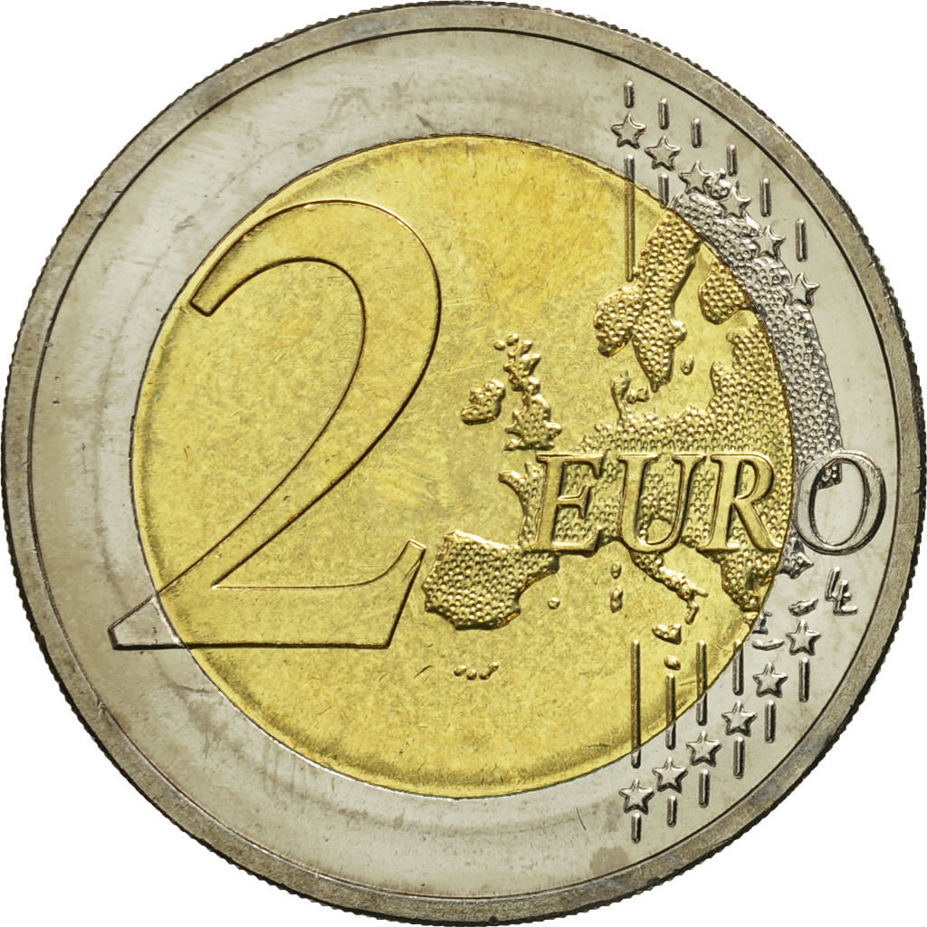 463116 allemagne 2 euro uro 2002 2012 2012 spl bi metallic spl 2 euro de 5 15 euros. Black Bedroom Furniture Sets. Home Design Ideas