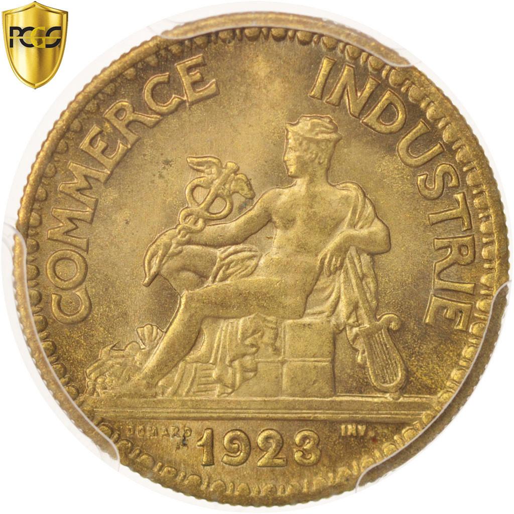 480366 france chambre de commerce 50 centimes 1923 for Chambre de commerce de france bon pour 2 francs 1923