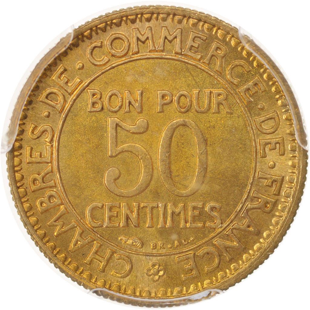 480368 france chambre de commerce 50 centimes 1925 - Chambre de commerce de paris telephone ...