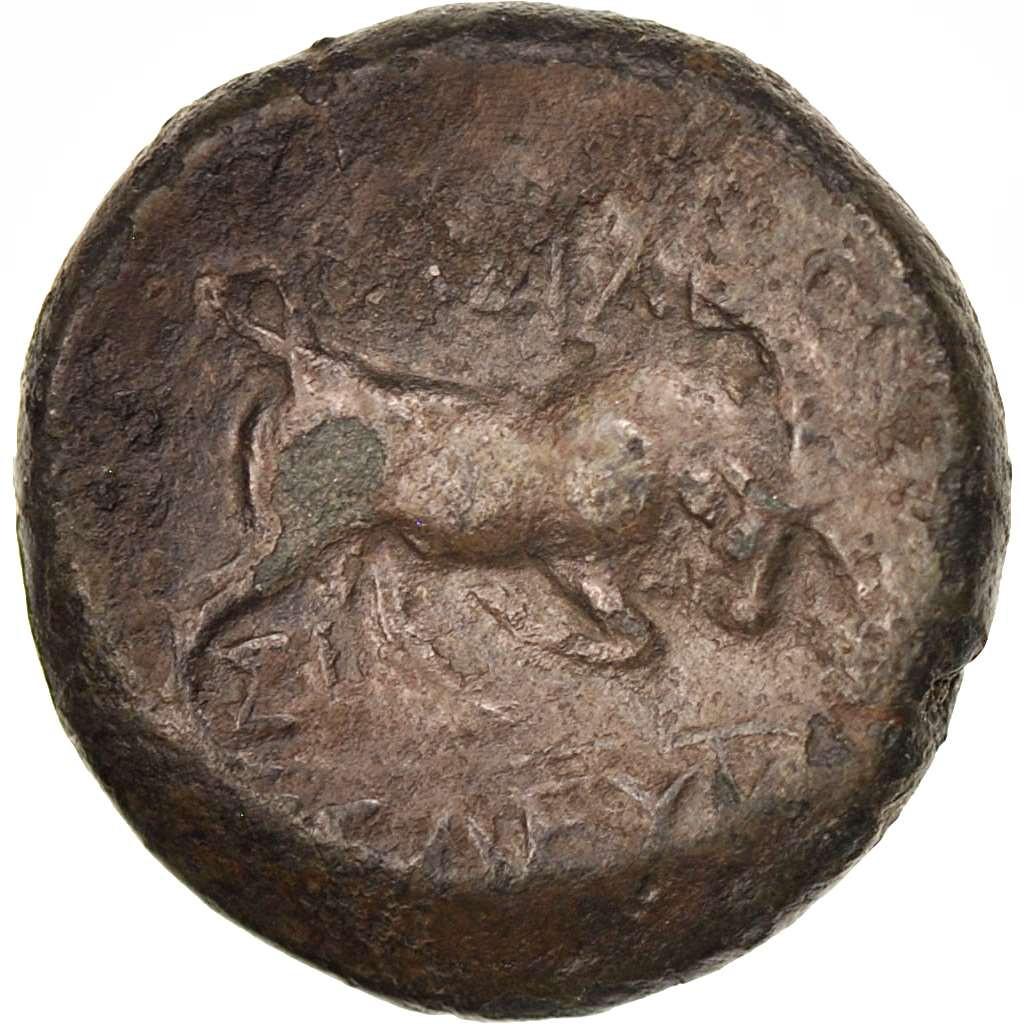 500587 syria kingdom of seleukos ist nikator bronze ae 14 sardes ttb sc 6 1 ttb. Black Bedroom Furniture Sets. Home Design Ideas