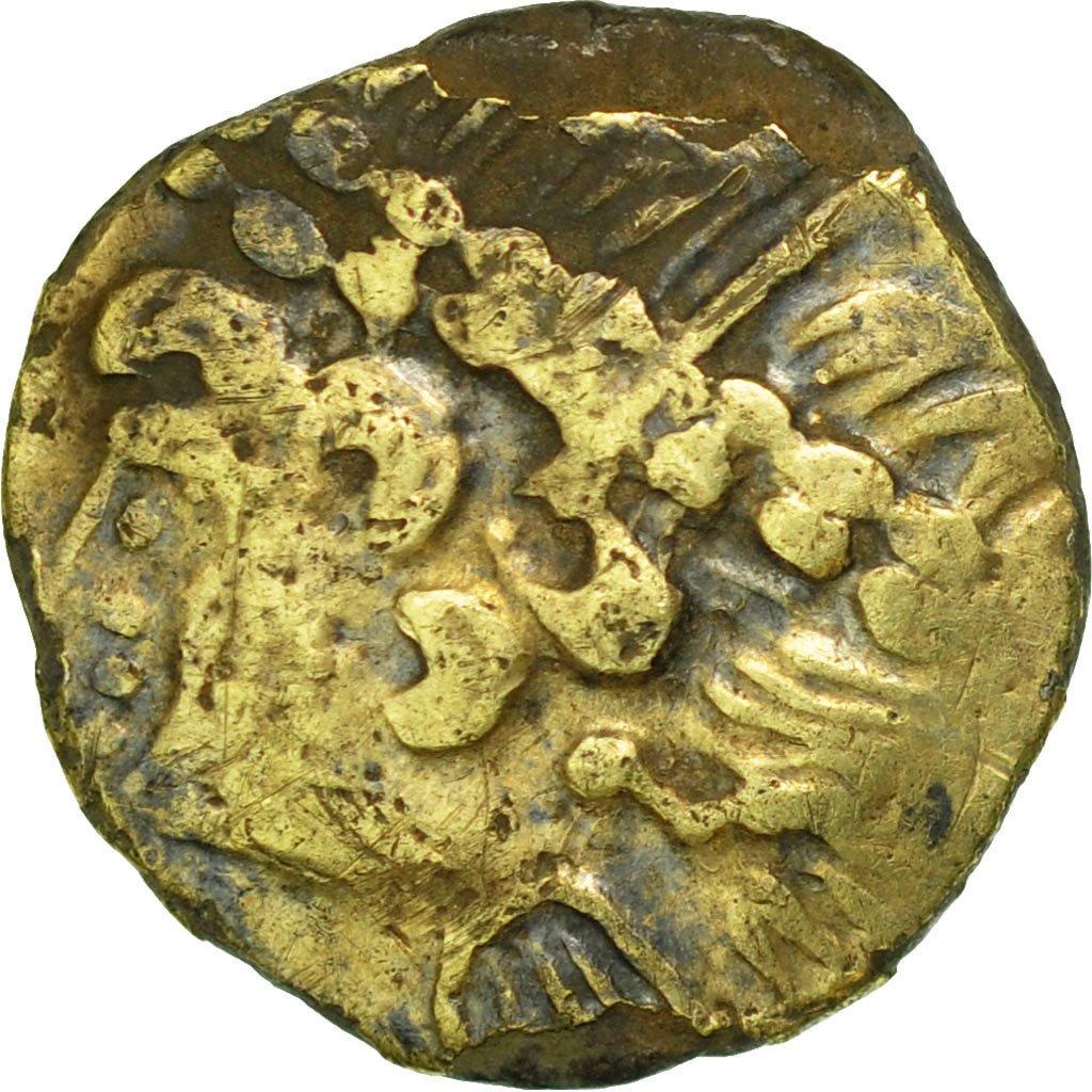 piece de monnaie gauloise