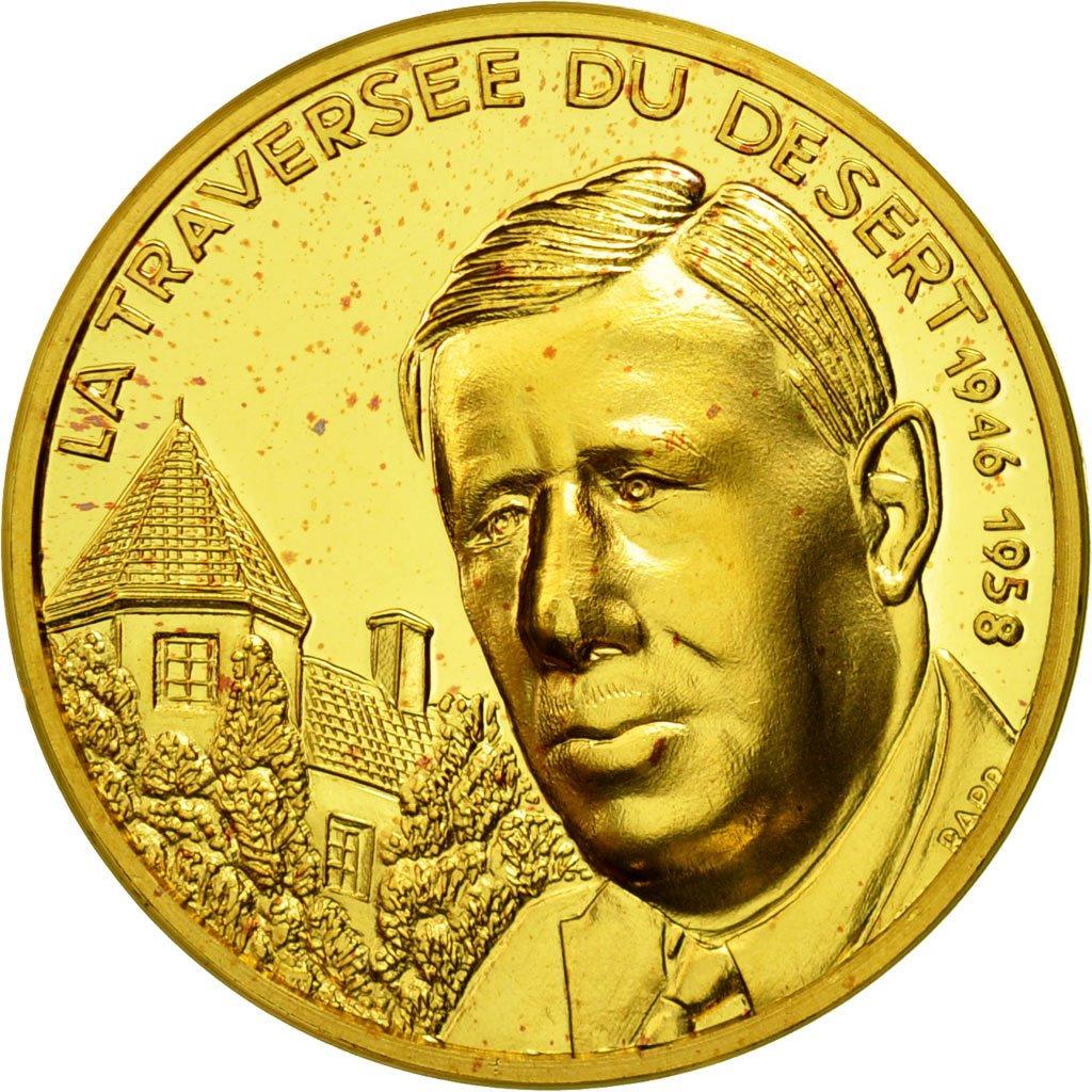 sensation de confort le plus fiable guetter 510901 France, Médaille, Charles De Gaulle, La Traversée du ...