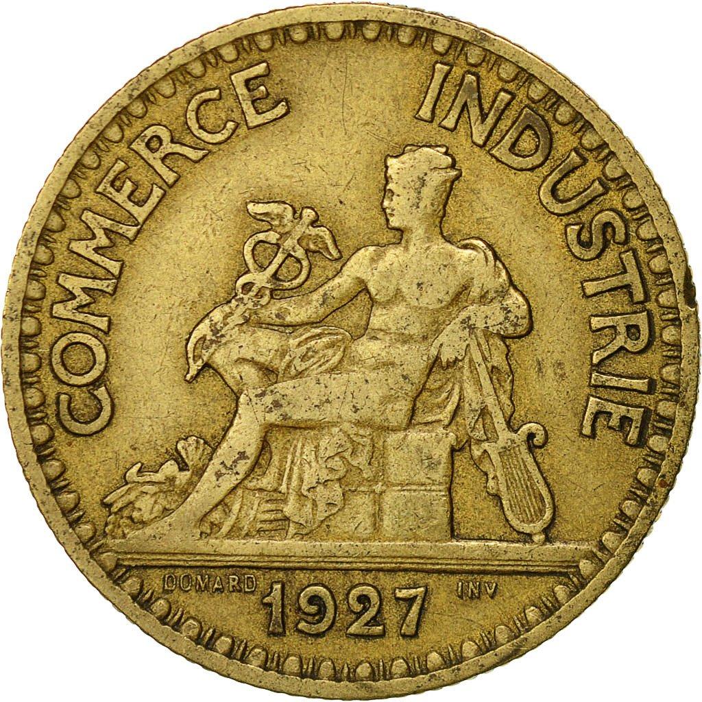 522315 france chambre de commerce 2 francs 1927 paris ttb aluminum bronze ttb 2 francs. Black Bedroom Furniture Sets. Home Design Ideas