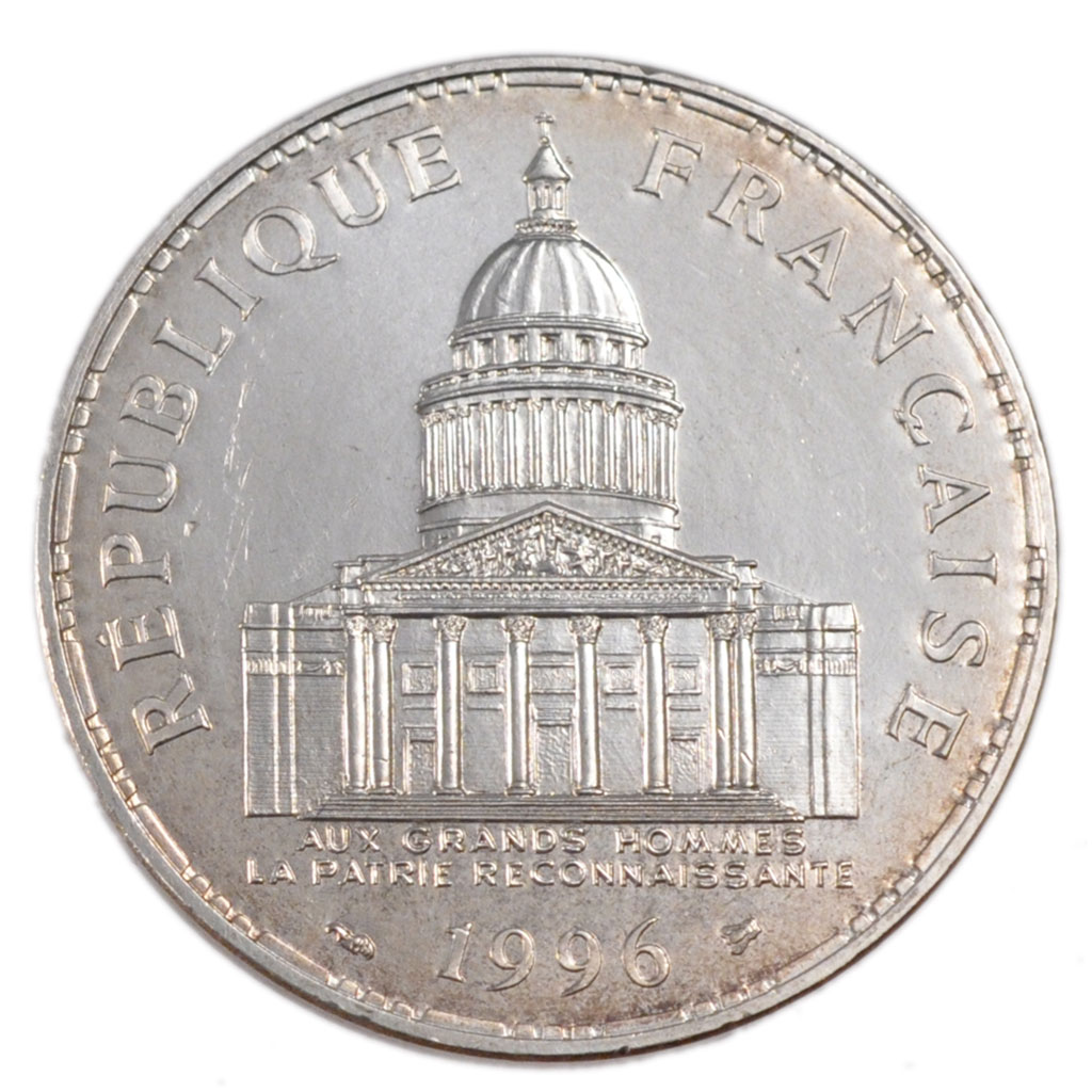 Monnaies Veme Republique 1959 2001 100 Francs Comptoir Des
