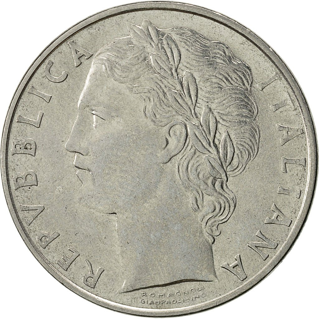 #523157 Italie, 100 Lire, 1963, Rome, SUP, Stainless Steel ...