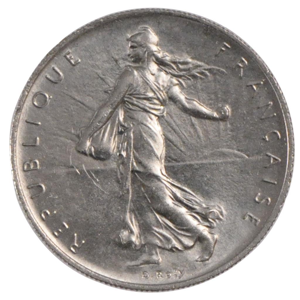 piece monnaie abeille numismate